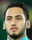 Estrela da Turquia na Eurocopa 2021 Hakan Calhanoglu