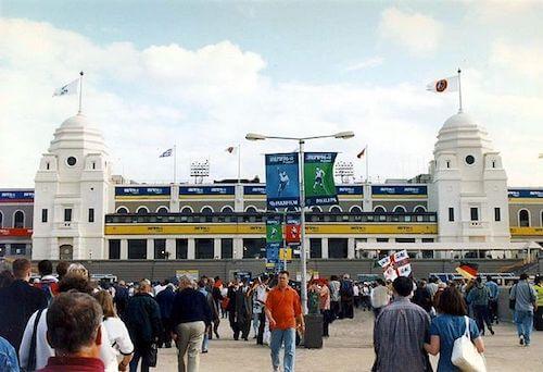 Antigo Estádio de Wembley