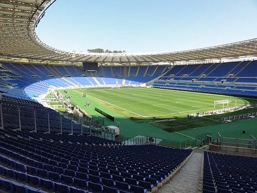 O Estádio Olímpico de Roma como sede da Eurocopa 2021