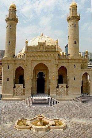 Mesquita Tezepir em Baku