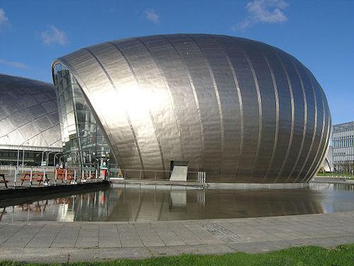O Hampden Science Centre em Glasgow