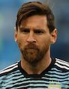 Estrela da Argentina Lionel Messi