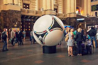 Tango 12, Bola da Eurocopa 2012.