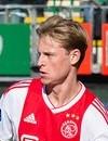 A estrela da Holanda na Eurocopa 2021 Frenkie de Jong