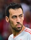 Sergio Busquets é a estrela de Espanha na Eurocopa 2021