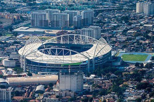 O Estádio Nilton Santo como sede para a Copa América 2021 na Rio de Janeiro