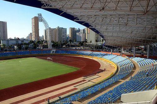 O Estádio Olímpico na Goiânia como sede da Copa América 2021