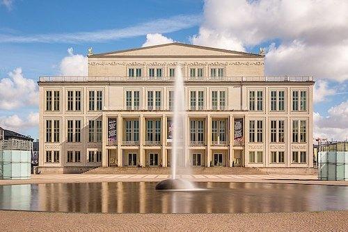A Opernhaus de Leipzig
