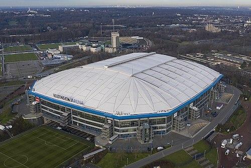 Arena AufSchalke como sede para a EURO 2024 na Alemanha